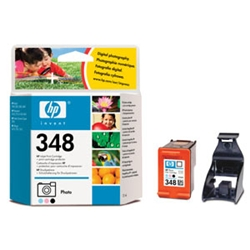 Hewlett Packard [HP] No.348 Inkjet Colour